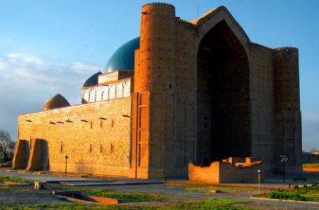 Mausoleum Kozha Ahmet Yasavi