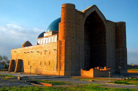 Mausoleum Kozha Ahmet Yasavi (ХІІ-ХІV cc.)