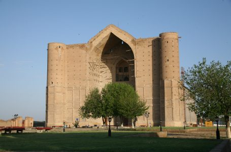 Mausoleum of Khoja Ahmed Yassawi
