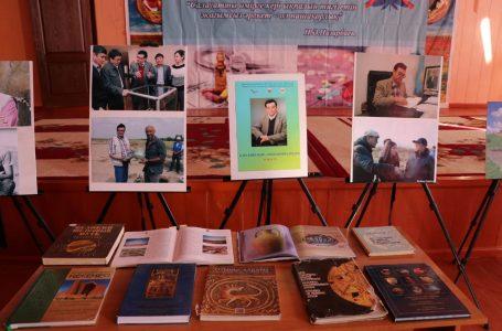 """Exhibition """"Karl Baipakov – knight of archeology"""" opened"""