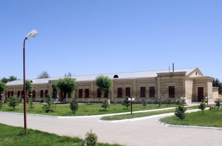 Barracks, the end of the XIX century