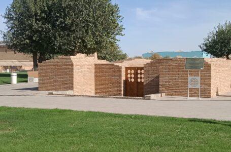 Mausoleum of Tauke Khan, XVIII c.