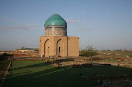 Мавзолей Рабия Султан Бегим