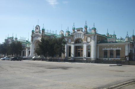 Железнодорожный вокзал (1903 г.)