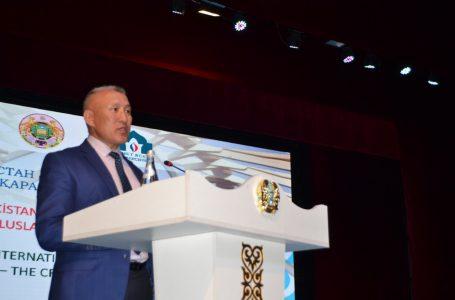На международной конференции были презентованы работы заповедника-музея «Азрет Султан»