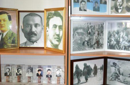 В музее «Азрет Султан» открылась выставка посвященная жертвам репрессий