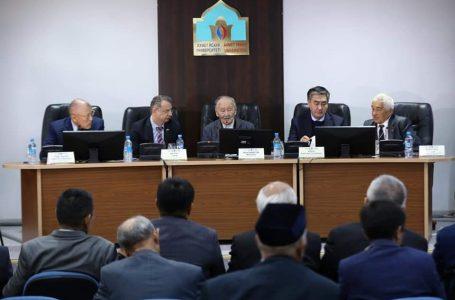 Наследие Ходжи Ахмеда Ясави и Туркестан
