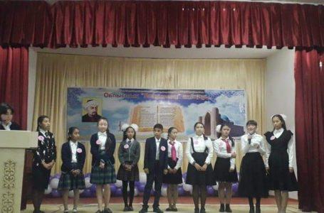 В Туркестане стартовал отборочный этап Международного конкурса «Ясауиведение-2019»