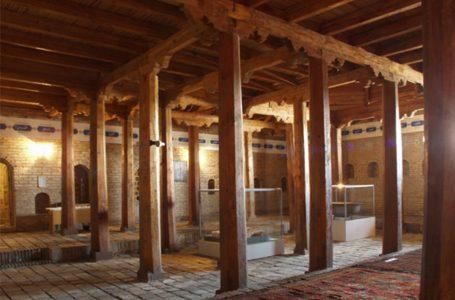 Подземная мечеть Кылует, ХІІ-ХV-ХІХ вв.