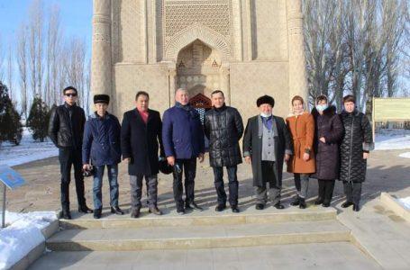 Поездка из священного Туркестана в древний Тараз