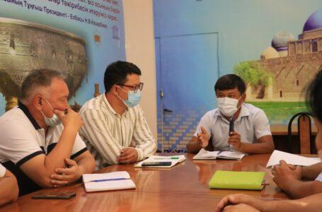 Встреча на тему «Религия и религиозный экстремизм»
