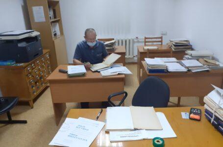 В архиве найдены важные сведения, касающиеся истории Туркестана