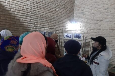 Путешественники из разных областей Казахстана ознакомились с заповедником-музеем