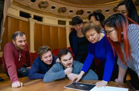 «Астана Опера» жаңа жобасын «Жібек саты» операсымен бастамақ