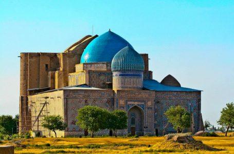 Түркістан облысы бойынша жалпыұлттық маңызы бар қасиетті орындар