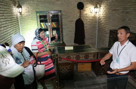 Өзбекәлі Жәнібековтің туған күніне орай «Тарихи мұра жанашыры» атты көрме өтті