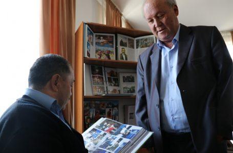 «Әзірет Сұлтан» қорық-музейі қарияларға құрмет көрсетті