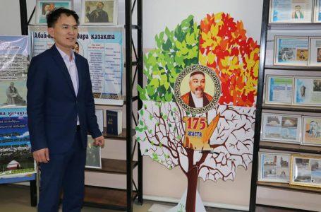Қазақтардың рухани әлемі Әл-Фарби және Абай