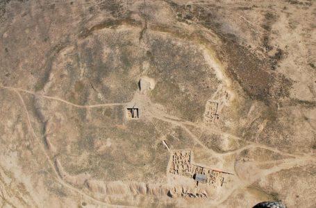Қаратөбе (Сауран) қаласы, ІV-V – ХІV ғғ.