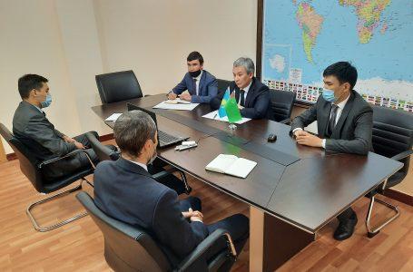 Түрікменстанның Спорт және жастар саясаты министрімен онлайн-кездесу өтті