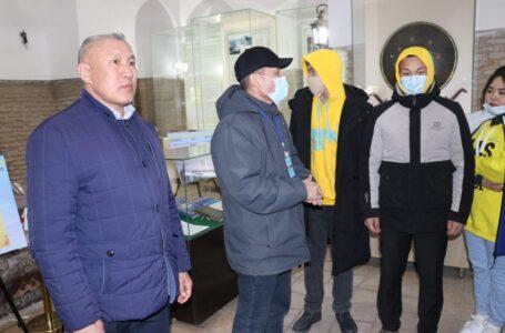 Қожа Ахмет Ясауи кесенесінде «Музейдегі түн» тарихи-танымдық іс-шара өтті