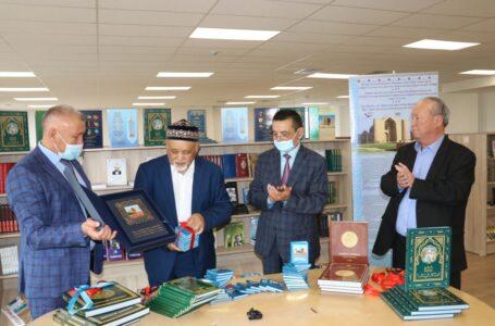 Түркістан тарихына қатысты тарихи кітаптардың тұсаукесері өтті