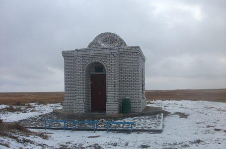 Mausoleum of Menduanа ata, ХVІІІ-ХІХ cс.