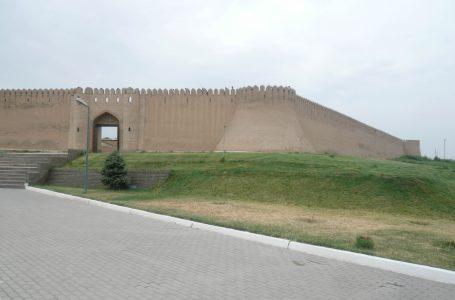 Citadel fortress wall, ХVІ-ХІХ сс.