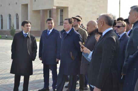 ҚР Премьер-Министрі тарихи аумақты дамыту жұмыстарымен танысты