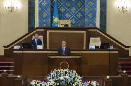 Мемлекет басшысы Қасым-Жомарт Тоқаевтың Қазақстан халқына арнаған Жолдауы