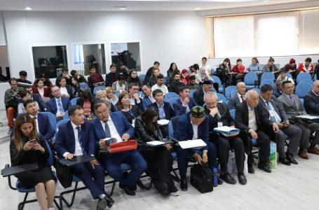 «Қожа Ахмет Ясауи мұрасы және Түркістан» атты халықаралық ғылыми-тәжірибелік конференциясы