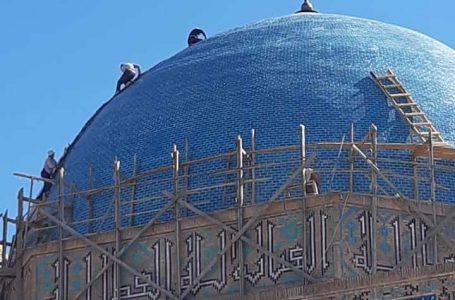 «Әзірет Сұлтан» қорық-музейіне қарасты тарихи-мәдени орындарды қайта жаңғырту жұмыстары қарқынды жүруде
