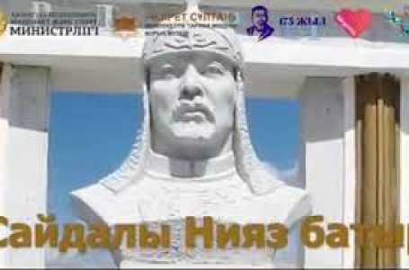 Түркістанға жерленген қазақтың айтулы тұлғаларының бірі — Нияз батыр Барқыұлы.