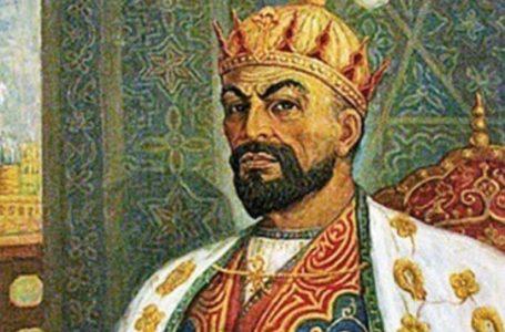 Әмір Темірдің Әзірет Сұлтанға құрметі