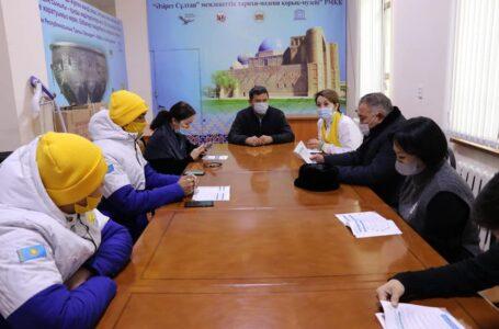 «Nur Otan» партиясының сайлауалды бағдарламасы таныстырылды