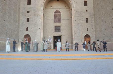 Халықаралық музейлер күніне орай «Әзірет Сұлтан»мемлекеттік тарихи-мәдени қорық-музейі «Музейдегі түн» мерекелік шарасын ұйымдастырды